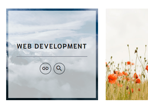 Portfolio Hover Effects In Pure CSS/CSS3