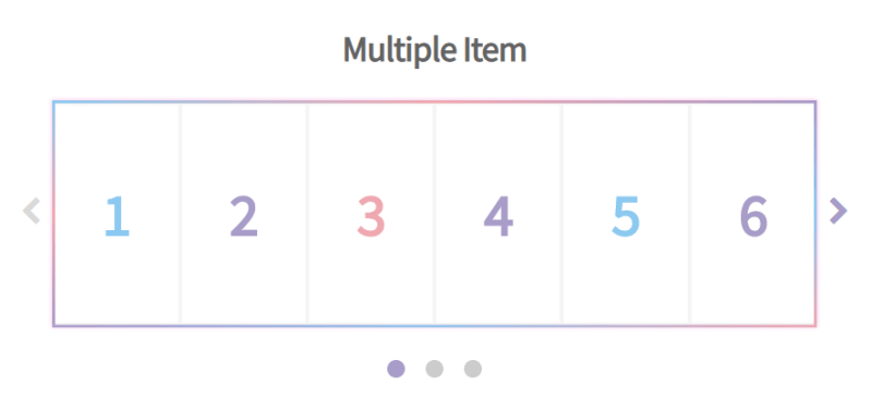 Mobile-friendly Carousel/Scroller In Pure JS – Glider js — CSS