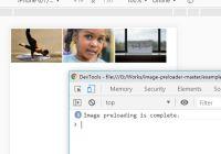 Image Preloader With Loaded Callback - ImagePreloader