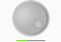 Mobile-friendly Dial Knob Plugin In Vanilla JS - JogDial.js