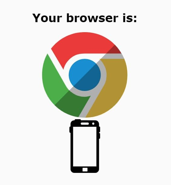 Detect What Device and Browser You're Using – get-browser