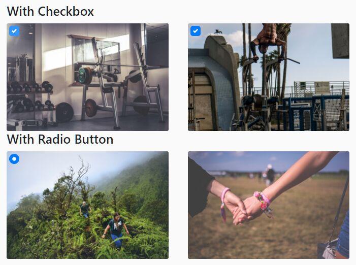 Bootstrap Image Checkbox