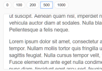 Scroll To Desired Page Offset Or A Specific Element - animated-scroll-to