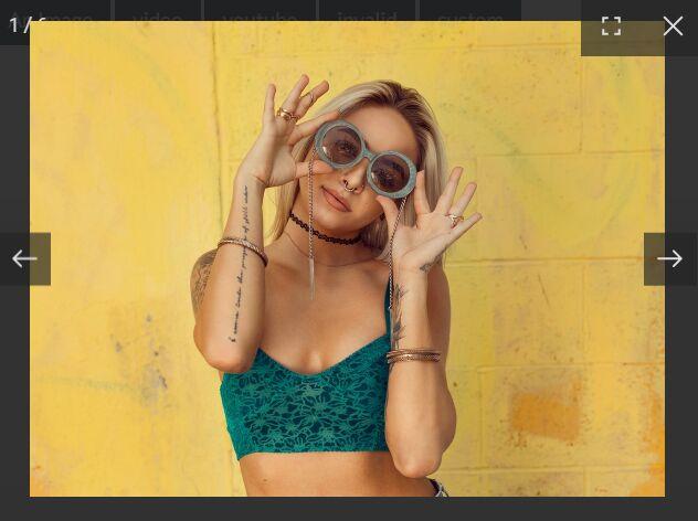 Modern Fullscreen Lightbox For Images & Videos – fslightbox