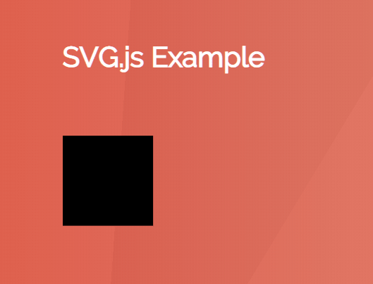 Easy Creation And Manipulation Of SVG Elements – SVG.js