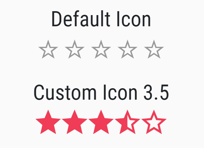 Customizable 5-Star Rating System In Pure CSS/SCSS