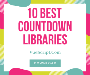 5 Best Countdown Timer JavaScript Libraries