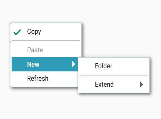 Lightweight Right Click Menu In Pure JavaScript – Ctxmenu
