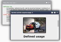 Dockable Draggable Modal Dialog - native-window.js
