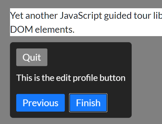 Create Guided Tours And Highlight Elements – Tooltip Sequence