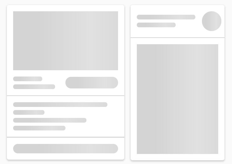 Animated Skeleton Loading Screens In Pure CSS