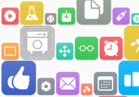 iOS Glyph Icons In A CSS Image Sprite - shortcut-icons.css