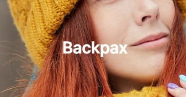 Responsive Parallax Scrolling Background JavaScript Library - Backpax