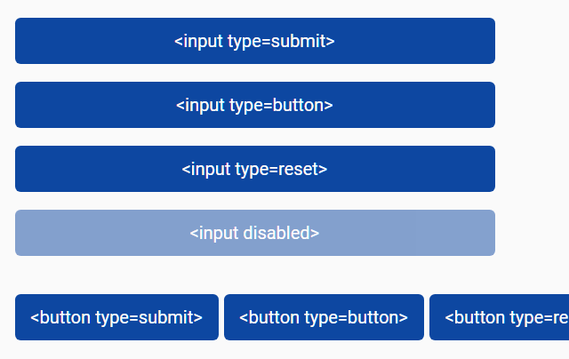 Simple.css Buttons