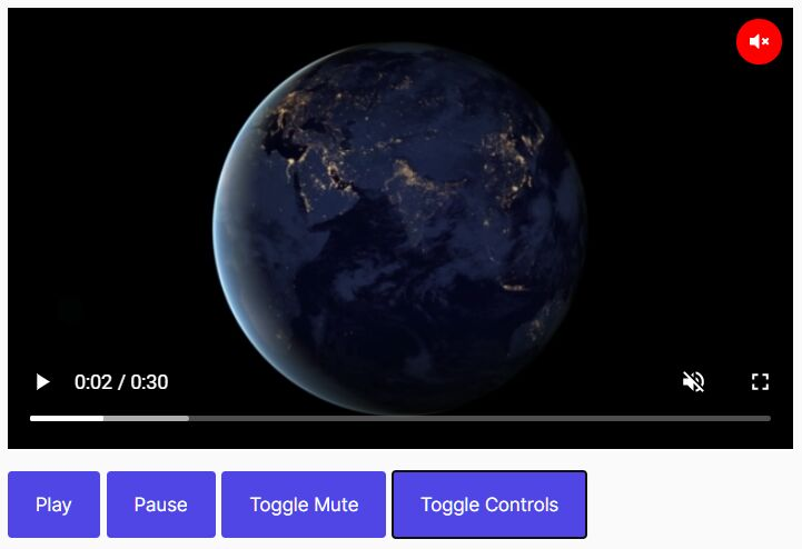Web Component Helper For HTML5 Videos – Video Radio Star