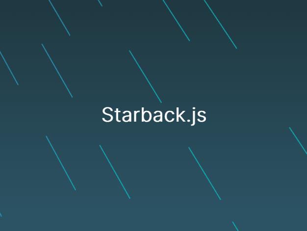 Beautiful Star Falling Background In JavaScript – starback.js