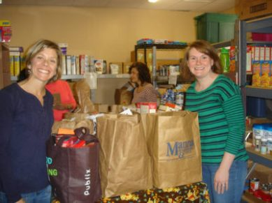 Food Pantry, Food Assistance