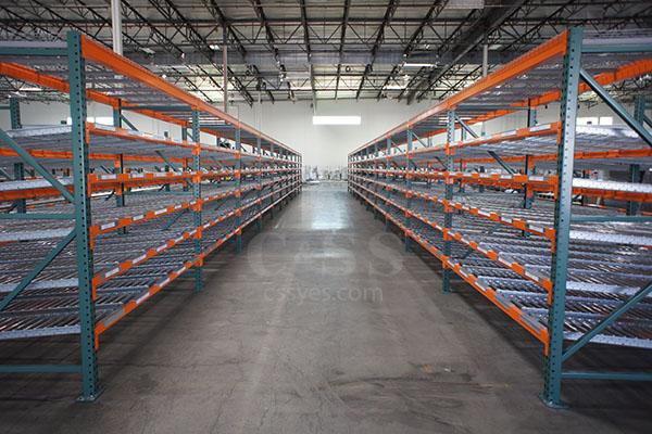 carton flow rack systems dynamic
