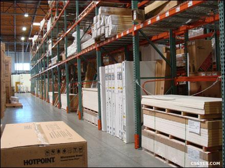 conveyor storage solutions