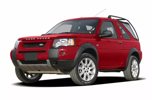 Repair Diagrams For 2004 Land Rover Freelander Engine Transmission