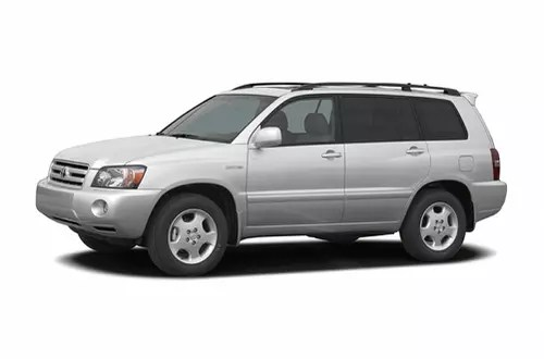 2006 toyota highlander for