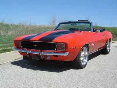 used 1969 chevrolet camaro