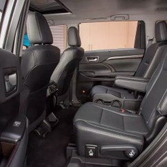 Toyota 4runner Captains Chairs Dining Chair Booster Seat Which 2016 Three-row Suvs Offer Second-row Captain's Chairs? News | Cars.com