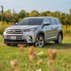 Suv With 3 Rows And Captains Chairs Modern Yellow Chair What S The Best Row For 2017 News Cars Com Verdict If A Two Is All You Really Need Highlander Solid Choice But Family That Needs Three Cargo Space Can Find More