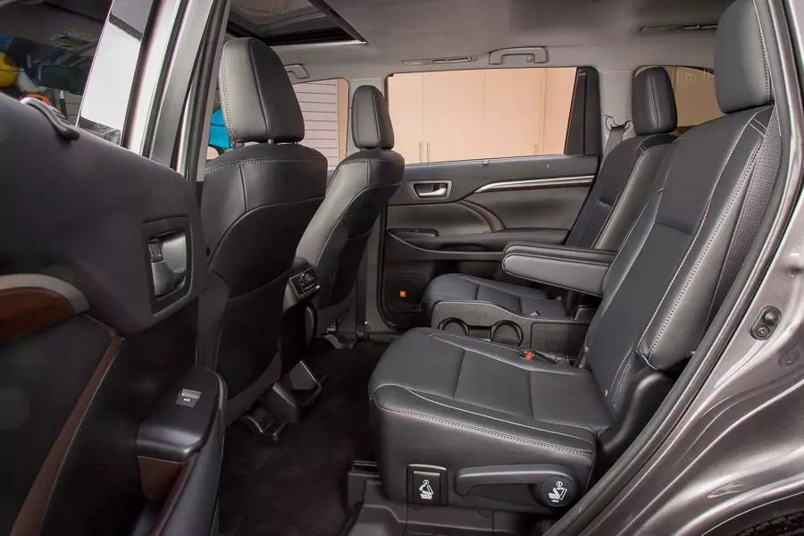 captain chairs suv chicco highchair polly magic which 2016 three row suvs offer second s news
