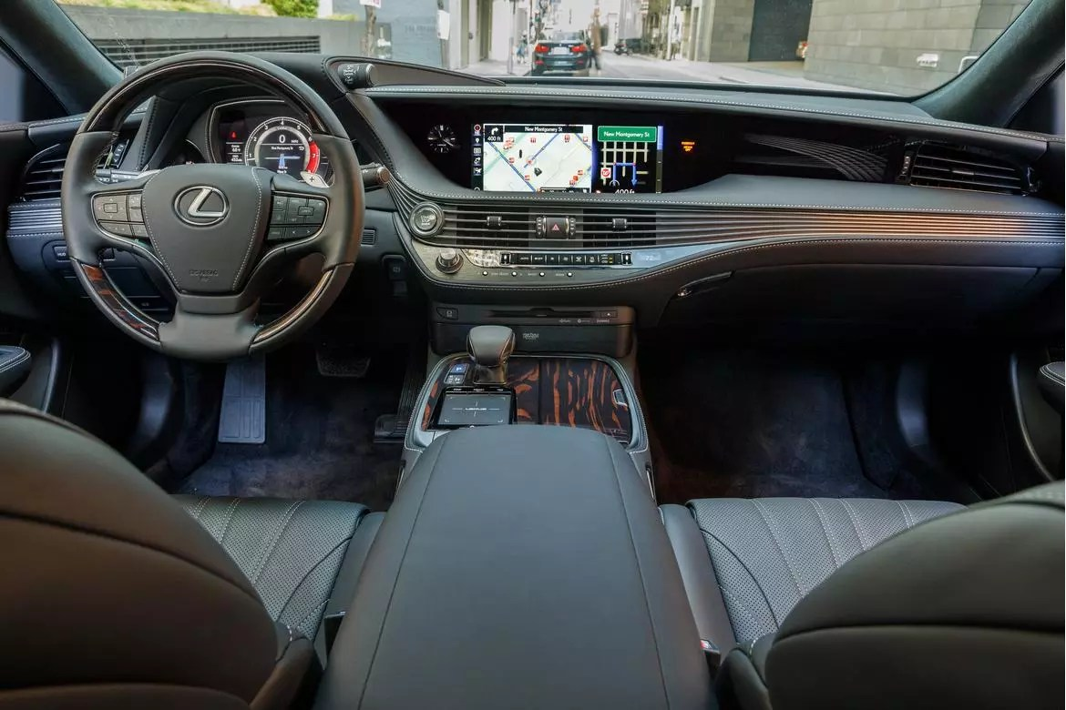 World Most Costly Car Wallpaper 2018 Lexus Ls 500h Our Review Cars Com