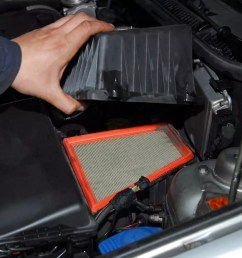 will a reusable engine air filter really get me better mileage and better performance  [ 1170 x 780 Pixel ]