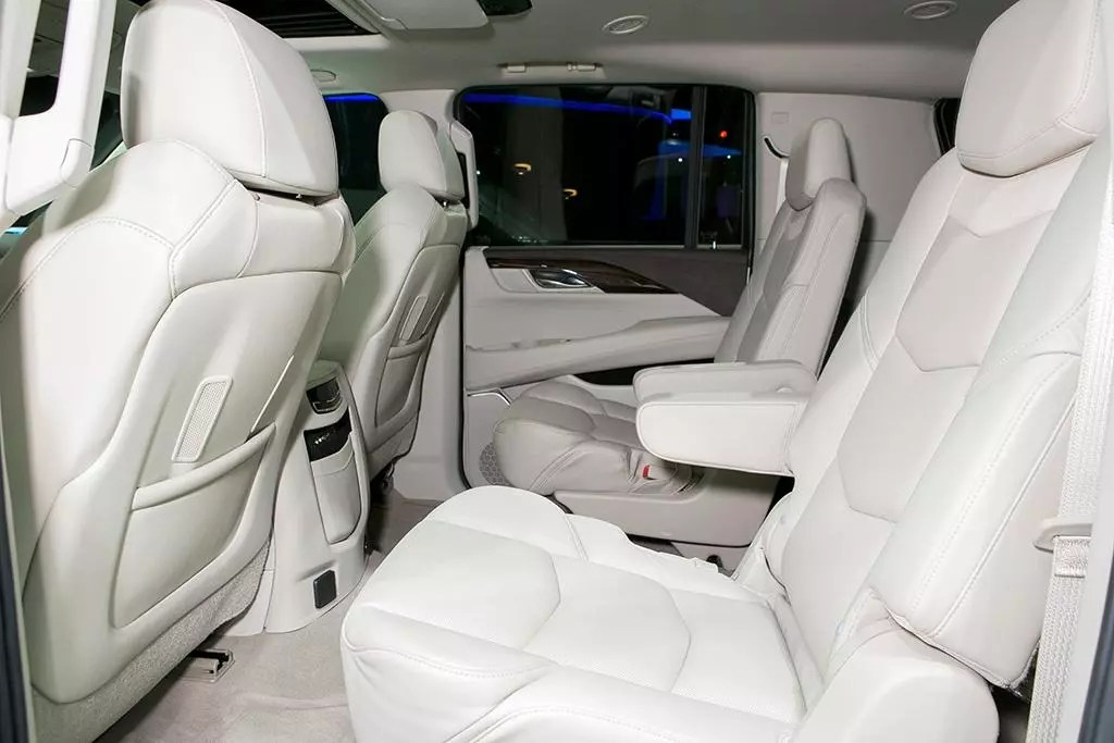 captain chairs suv formal living room accent which 2014 2015 three row suvs offer s news