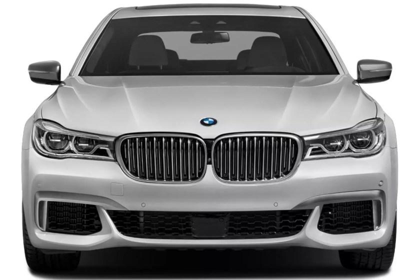 2017 BMW M760