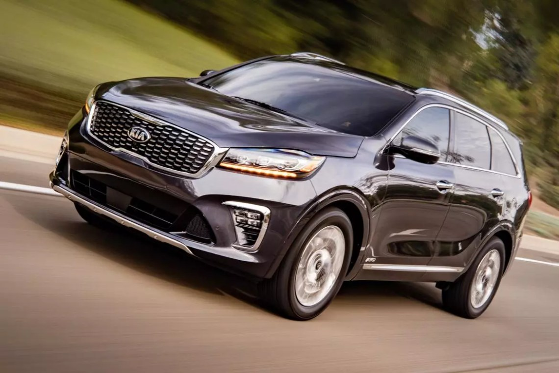 all 2019 kia sorentos get third row, higher prices | news | cars