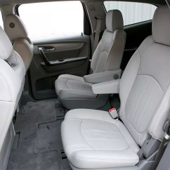 Captain Chairs Suv Bloom High Chair Which 2013 Three Row Suvs Offer Second S News