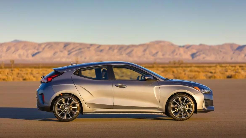 2019 Hyundai Veloster Sporty Stylish And Still A Bit
