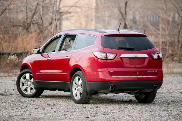 2014 Chevrolet Traverse Our Review Carscom