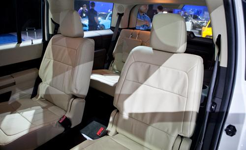 ThirdRow Access Captains Chairs Save the Day  News  Carscom