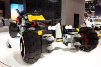 Lego Batmobile: Photo Gallery