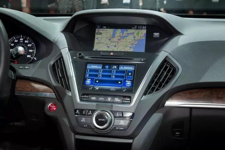 2017 Acura MDX Sport Hybrid Starts at 52935