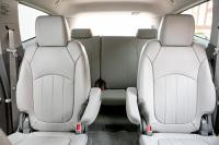 2013 Chevrolet Traverse: Family Checklist