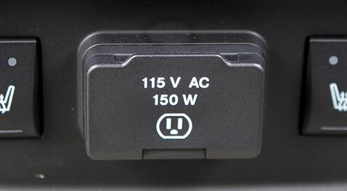 110 Volt Ac Wiring Colors Chrysler Town Country 110v Power Outlet