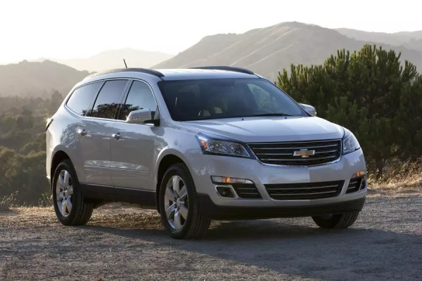 2014 Chevrolet Traverse Overview Carscom