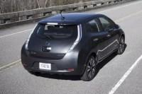 2013 Nissan Leaf Overview   Cars.com