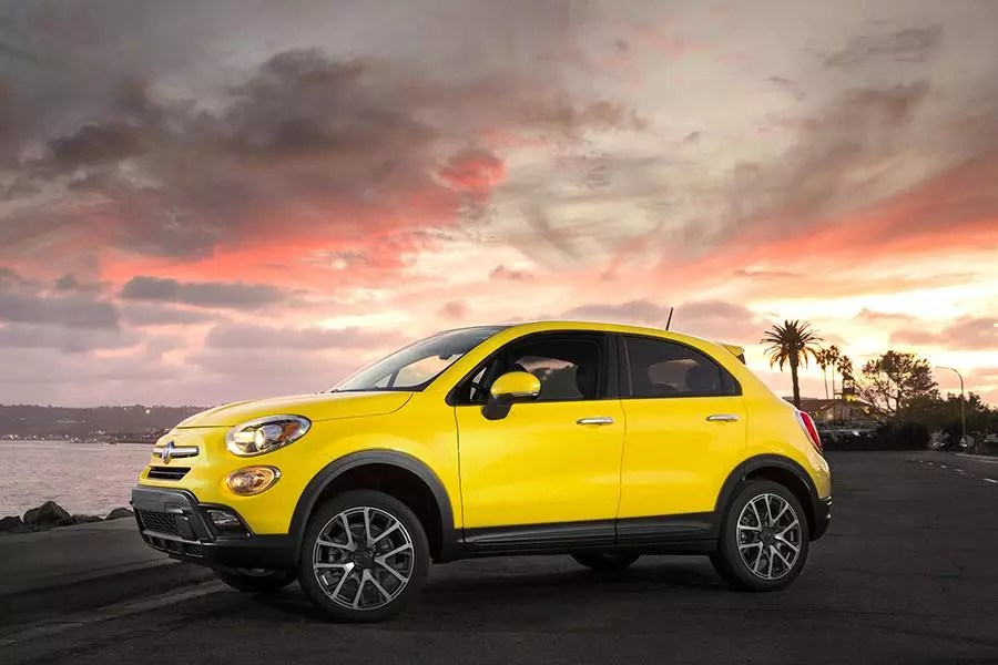 2016 Fiat 500x Overview Cars Com