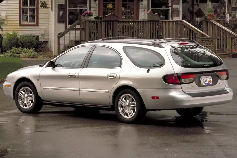 2002 Mercury Sable Overview Cars Com