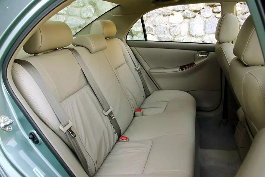 2005 Toyota Corolla Specs Pictures Trims Colors  Carscom