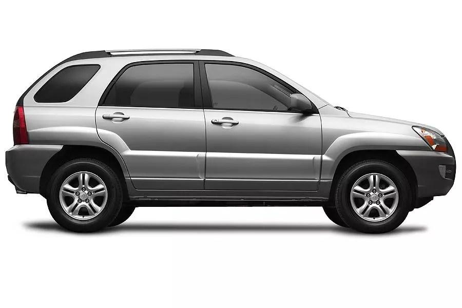 2007 Kia Sportage Reviews Specs And Prices Cars Com