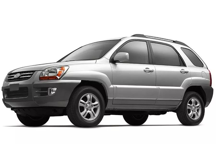 2007 Kia Sportage Reviews Specs And Prices Cars Com