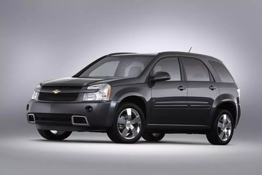2005 chevrolet equinox wiring diagram pioneer deh p4000ub 2008 overview | cars.com